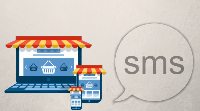 e-commerce et SMS marketing